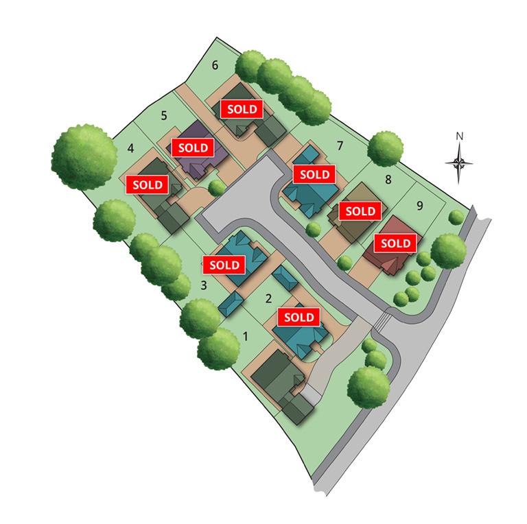 Haighlands siteplan